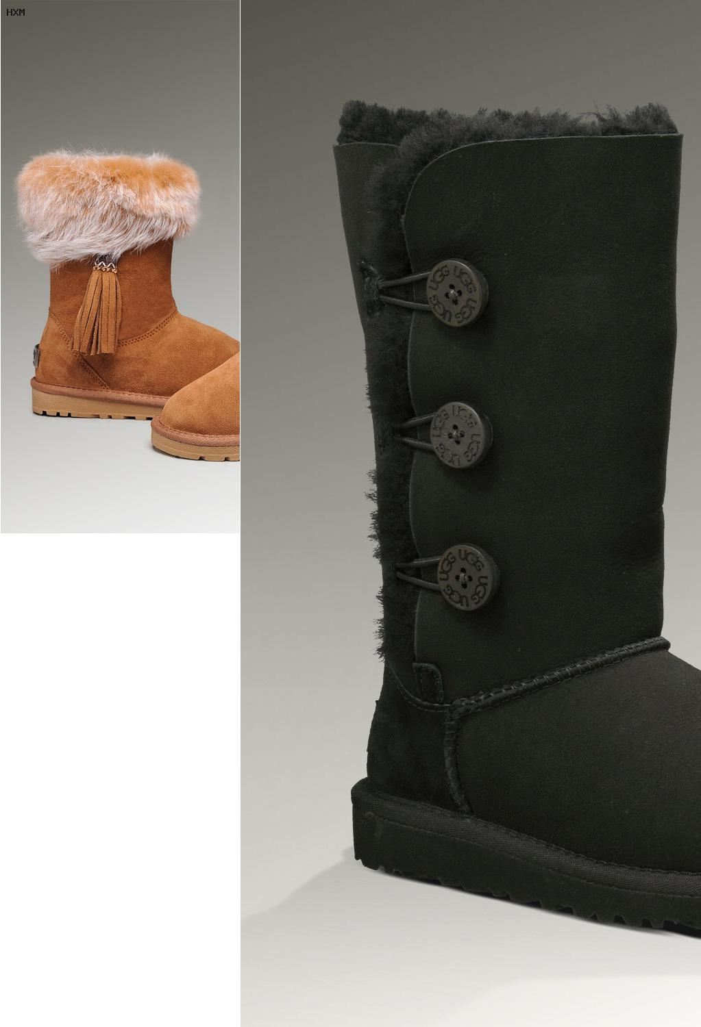 botte fourrure ugg