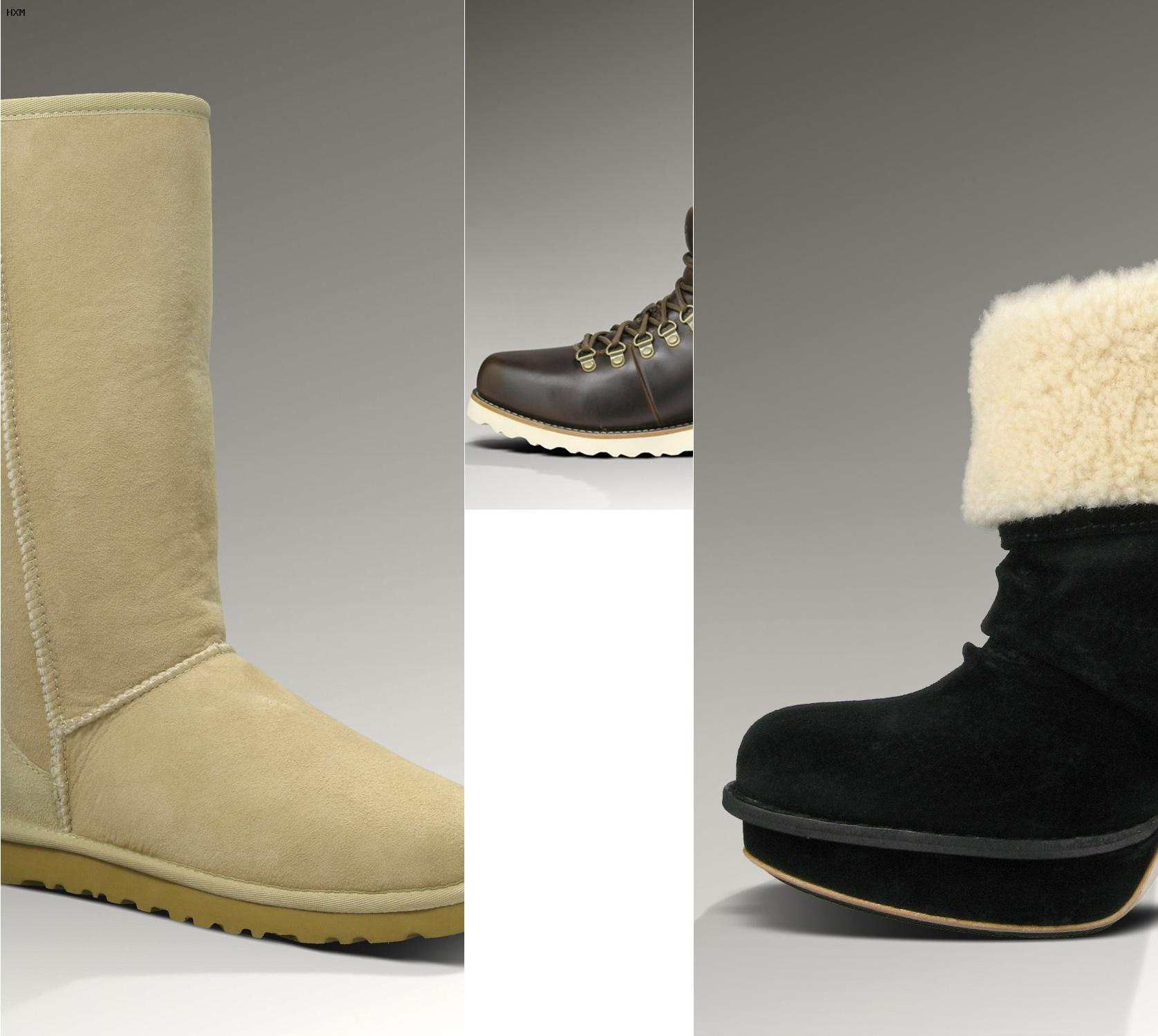 chausson type ugg