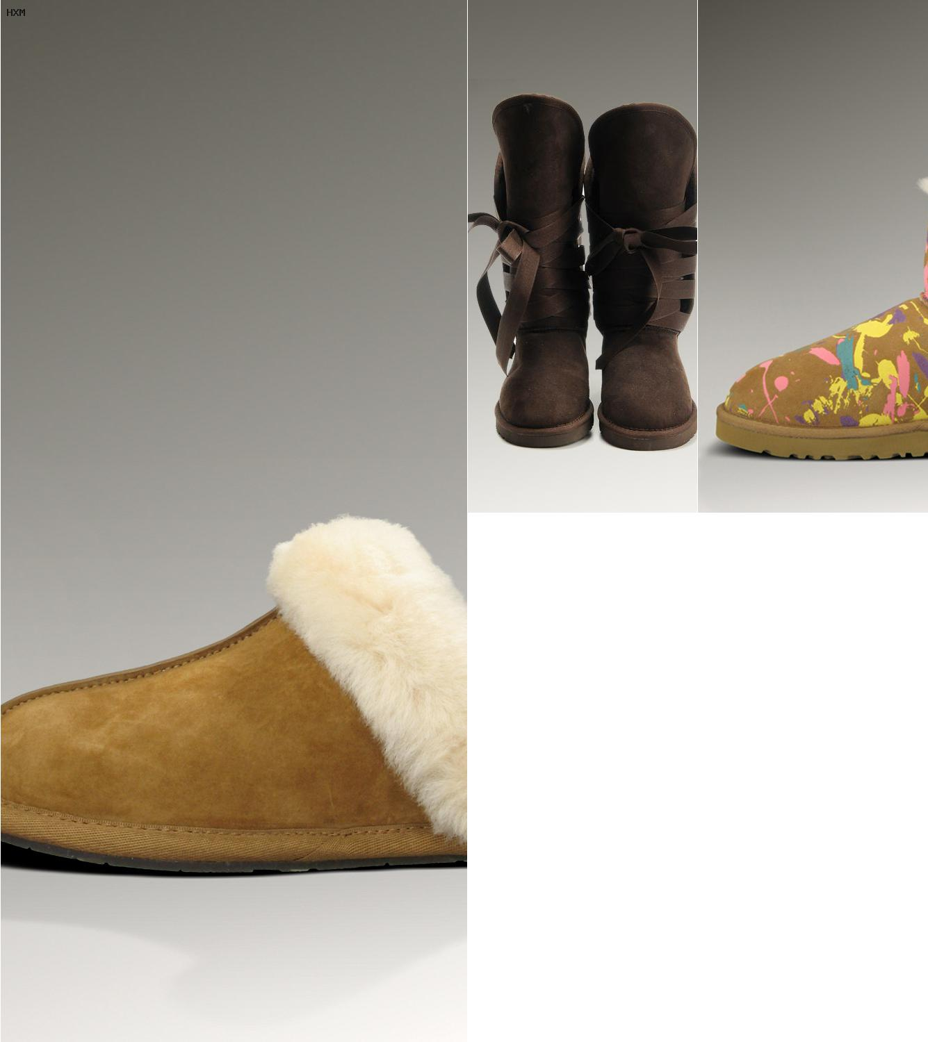 tong ugg homme