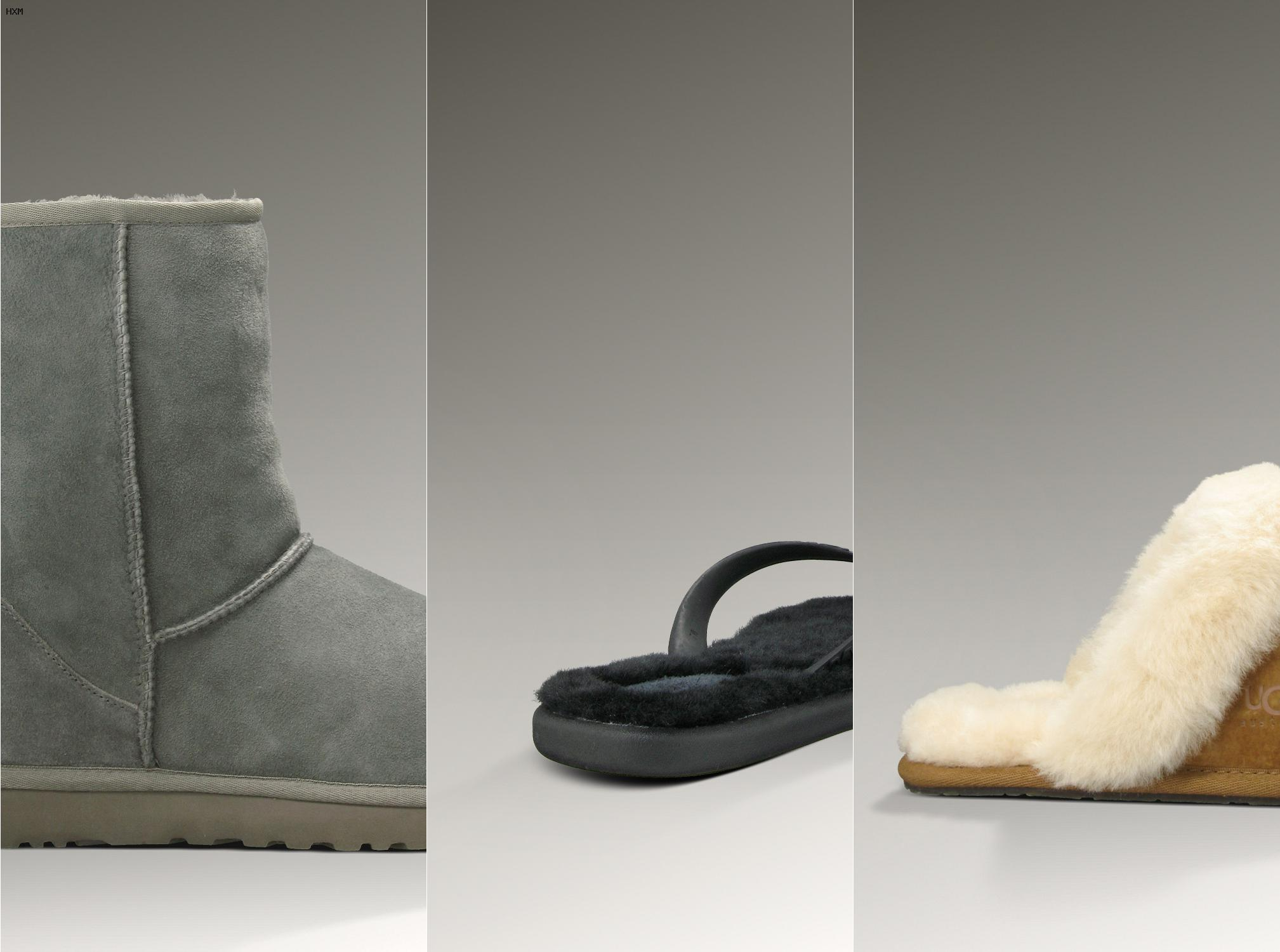 chausson hommes uggs